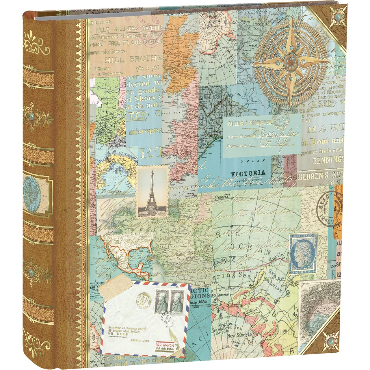 World Atlas Punch Studio Photo Album by Punch Studio