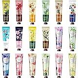 18 Packs Hand Cream Gift Set,Natural Plant Fragrance Hand Cream Moisturizing For Dry Cracked Hands & Working Hands,Hand Cream