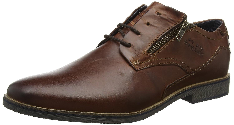 Bugatti 312537021200, Zapatos de Cordones Derby para Hombre