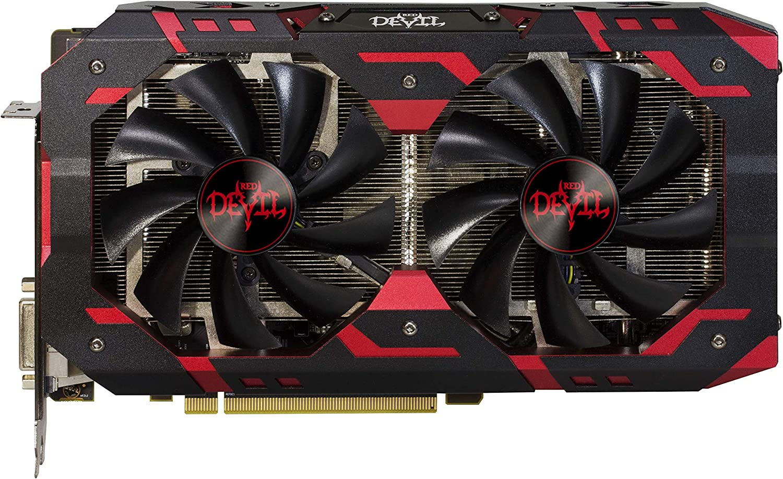 PowerColor Red Devil AMD Radeon RX590 8GB