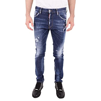 DSquared Jeans Cool Guy S74LB0413 Denim  Amazon.co.uk  Clothing 4821daef880