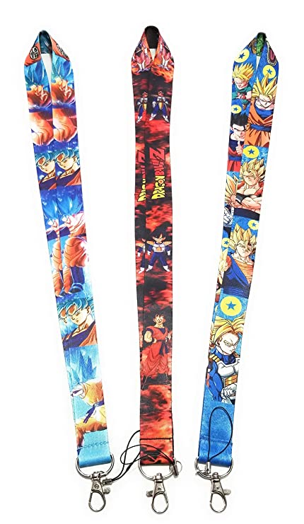 3 PCS Nueva correa de Dragon Ball Z Super Saiyan hijo Goku ...