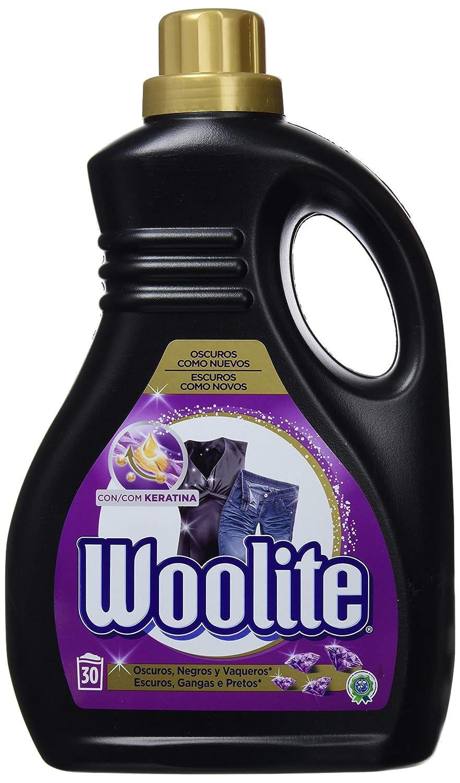 Woolite - Detergente Líquido para Ropa Oscura - 1.65 l: Amazon.es ...