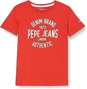 Pepe Jeans Jack Camiseta para Niños