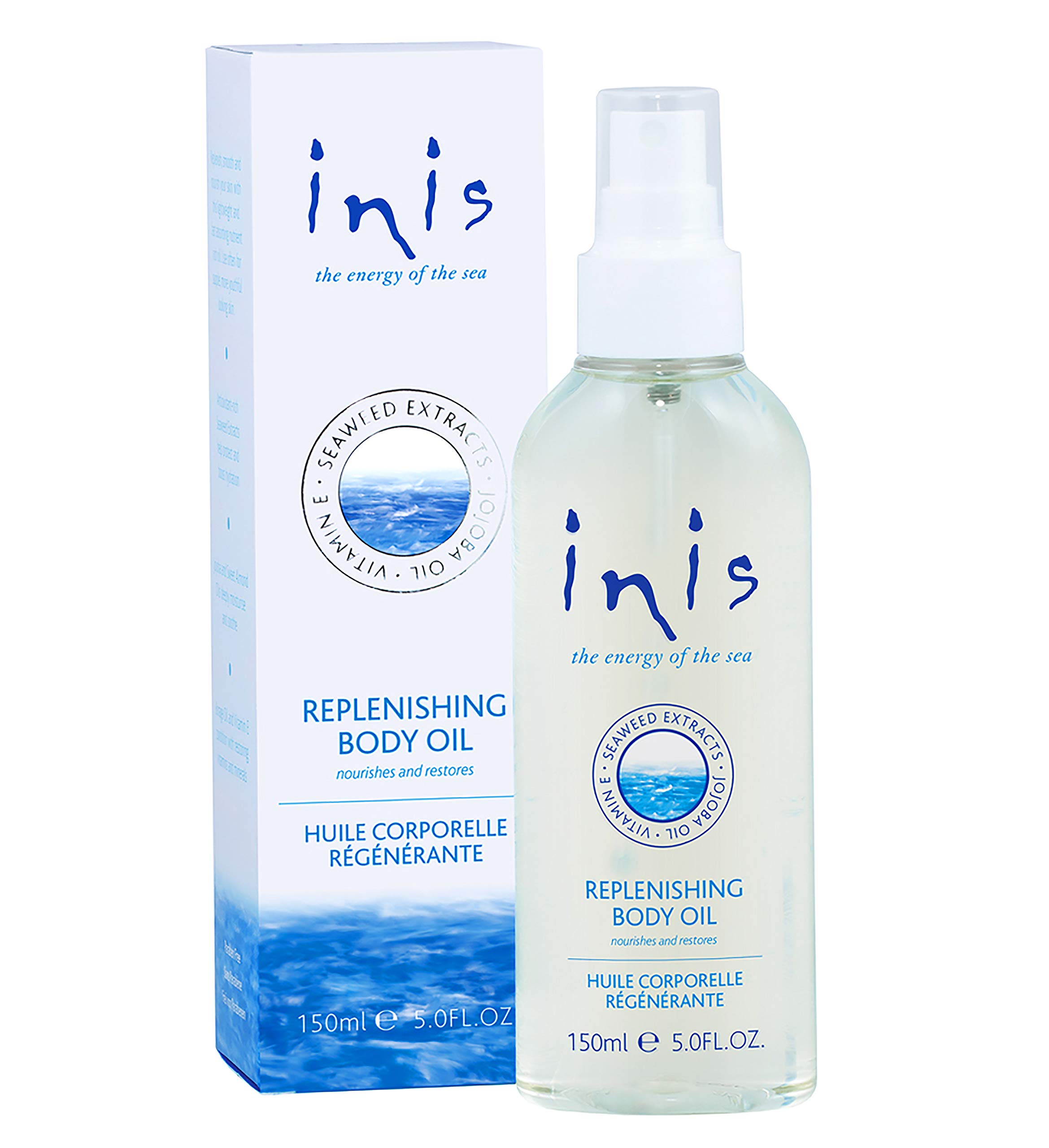 Inis the Energy of the Sea Replenishing Body Oil