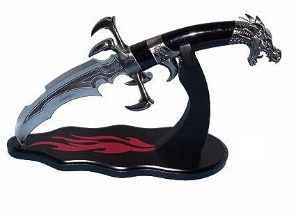 Amazon.com: Master Cutlery ta-74s Dragon Claw cuchillo de ...