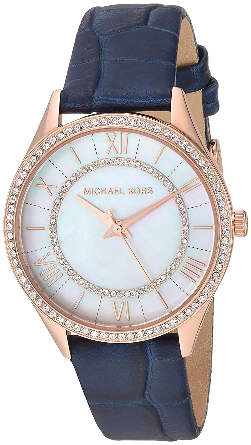51058bda69cc Buy Michael Kors Lauryn Analog White Dial Women s Watch - MK2757 Online at  Low Prices in India - Amazon.in