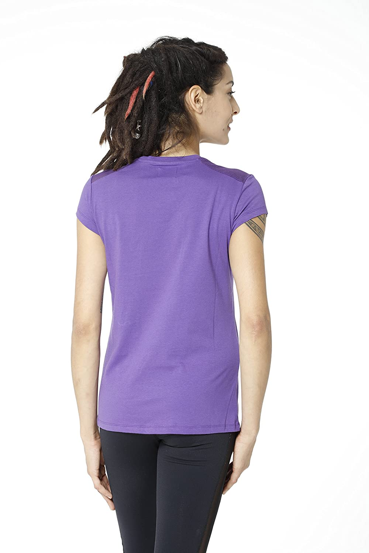 Nagna Shoulder Mesh Breathable Ergonomic Tshirt