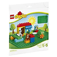 LEGO DUPLO My First Large Green Building Plate 2304 Deals