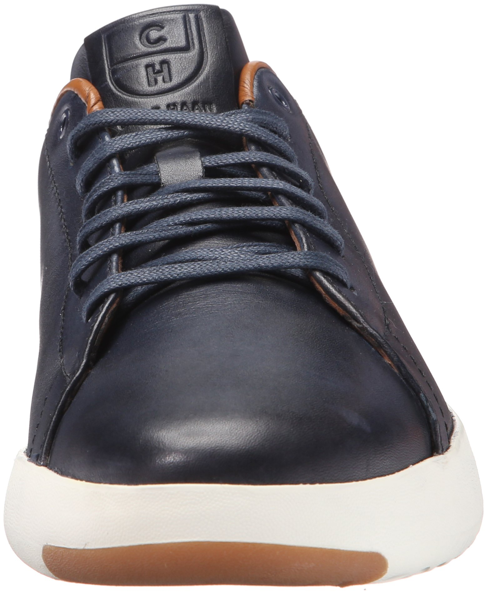 Cole Haan Men's Grandpro Tennis Fashion Sneaker, Blazer Blue Hand Stain, 7 M US by Cole Haan (Image #4)