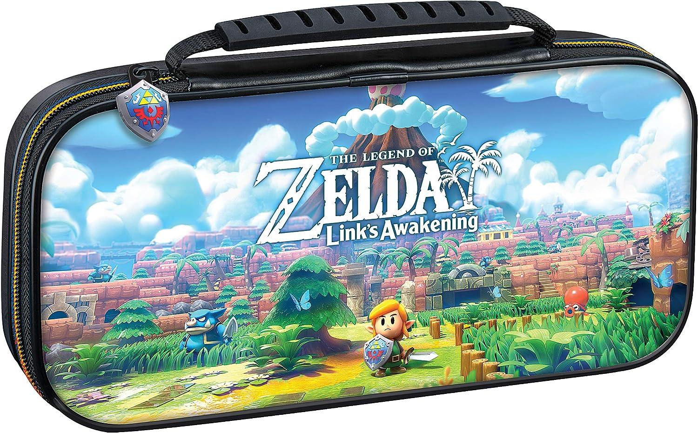 Amazon Com Nintendo Switch Zelda Link S Awakening Carrying