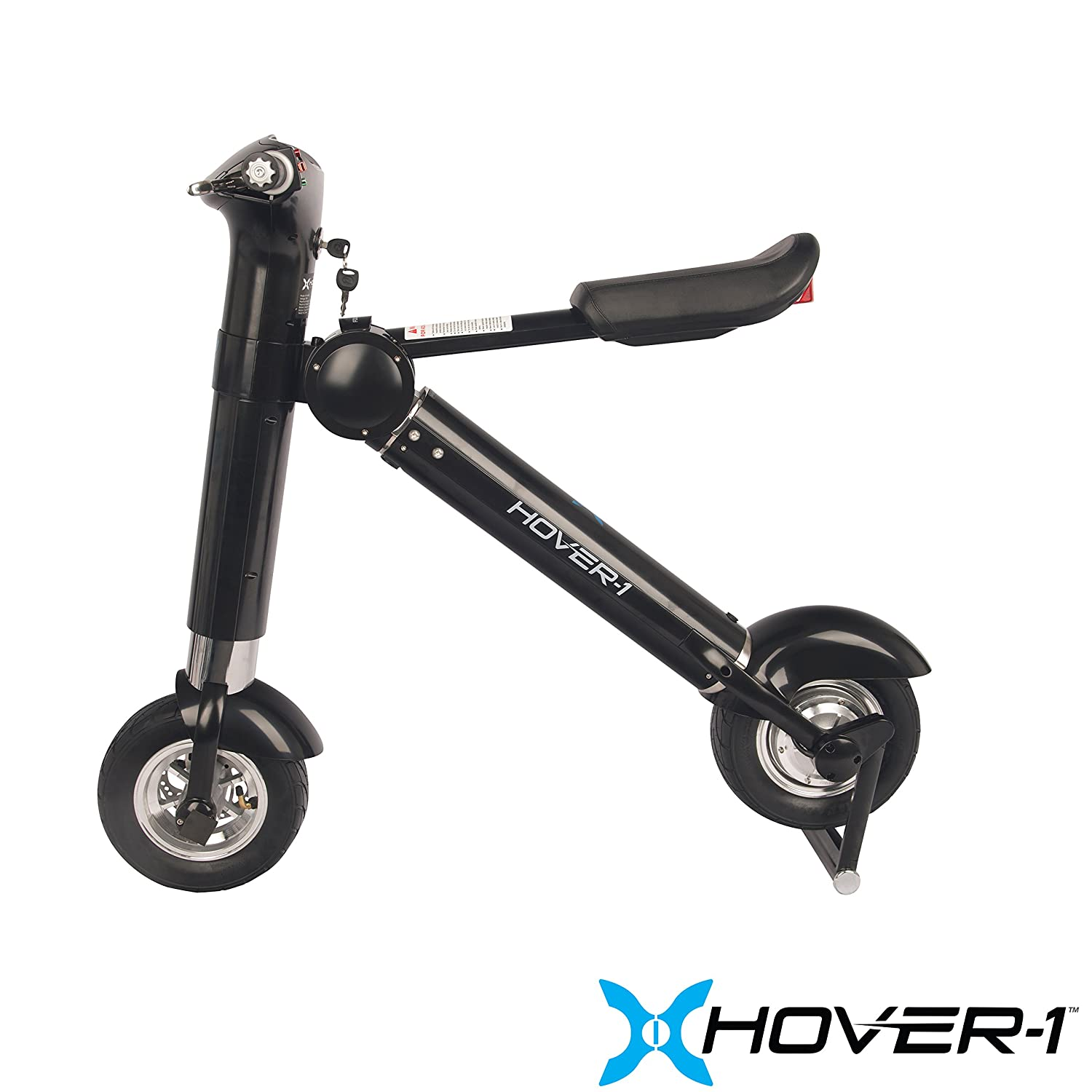 Hover-1 XLS- E-Bike Folding Electric Scooter with LED Displays