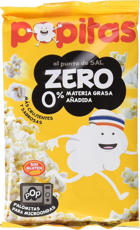 Popitas - Palomitas Zero Para Microondas Nacional. Bolsa 70 g ...