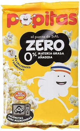 Popitas - Palomitas Zero Para Microondas Nacional. Bolsa 70 ...