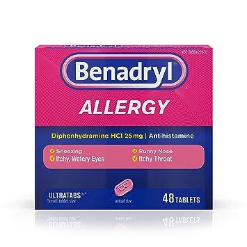 Image result for Benadryl