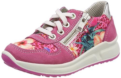 Superfit Merida, Zapatillas Para Niñas, Pink (Pink Kombi), 28 EU