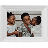 Aura Mason Smart Digital Picture Frame 9 Inch Free Unlimited Storage HD WiFi Frame The Best Way to Share Photos Feel…