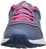 Reebok Unisex Almotio 4.0 Sneaker, Bunker Blue