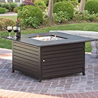 Amazon Best Sellers Best Outdoor Fire Tables - Outdoor gas fire pit table top