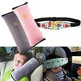 R HORSE 3Pack Seatbelt Pillow Car Seat Belt Covers