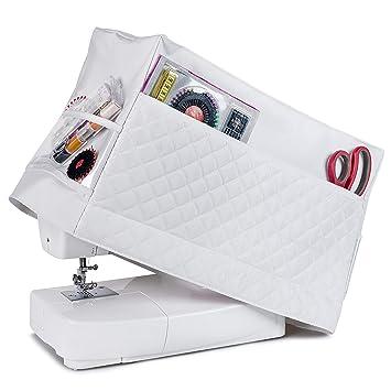 Rodis - Funda para máquina de coser (3 bolsillos): Amazon.es ...