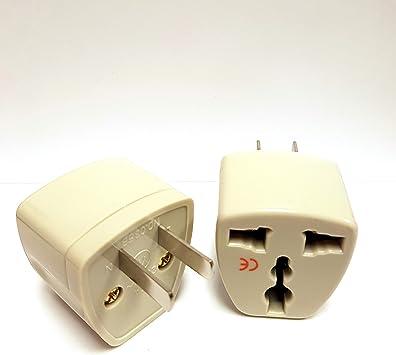AU Australia NZ CN Power Plug Adapter Travel Converter US UK United Kingdom EU