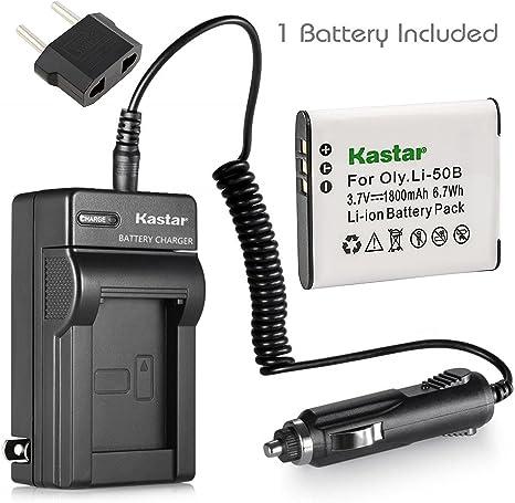 Cargador de batería cargador para olympus sz-30mr sz-31mr tg-610 tg-615 tg-620