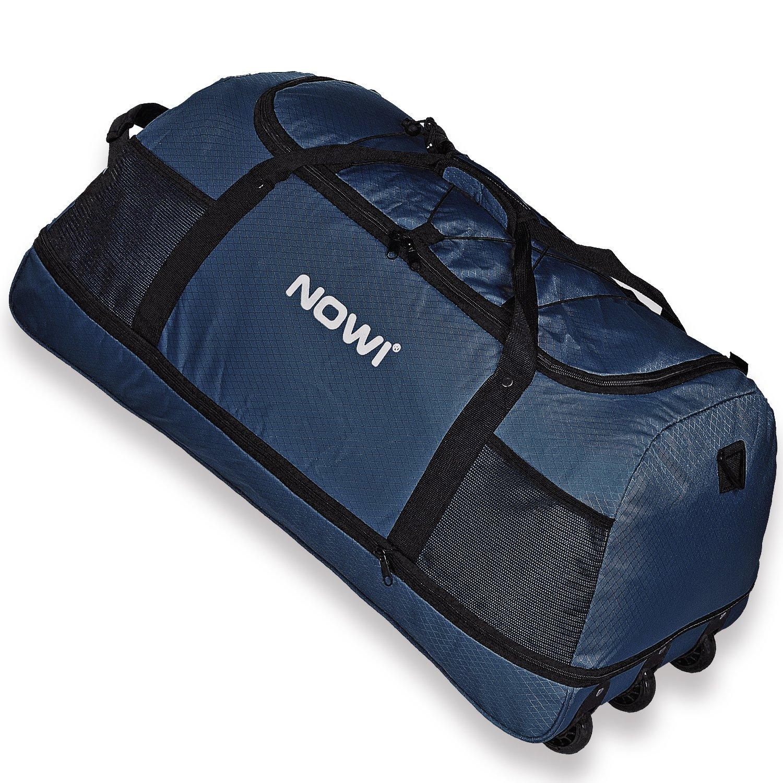 NOWI XXL旅行バッグダッフル3ホイール100-135 L省スペースバッグ81 cm拡張可能 B01INJE4JC