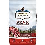 Rachael Ray Nutrish PEAK Nutrient Dense Dry Dog Food, Grain Free (Packaging May Vary)