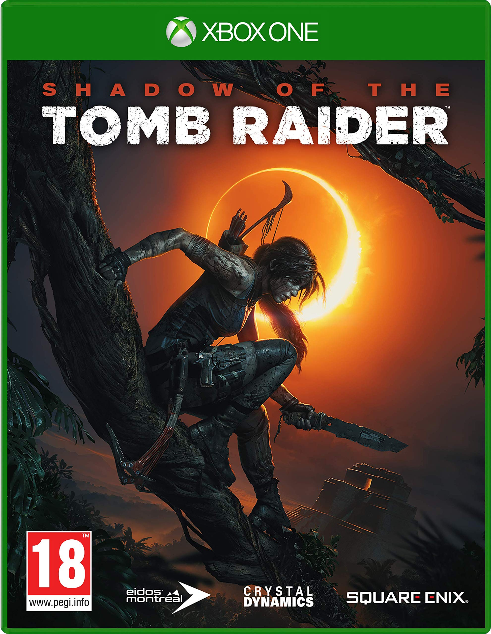 Shadow of the Tomb Raider (Xbox One) product image