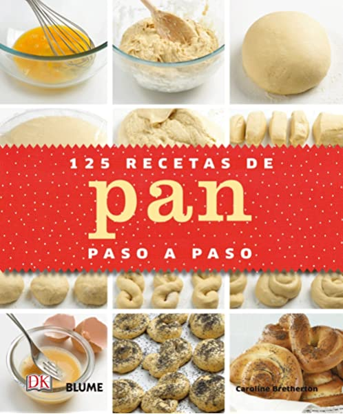 80 Recetas De... Pan. Para Elaborar Con La Panificadora: Amazon.es ...