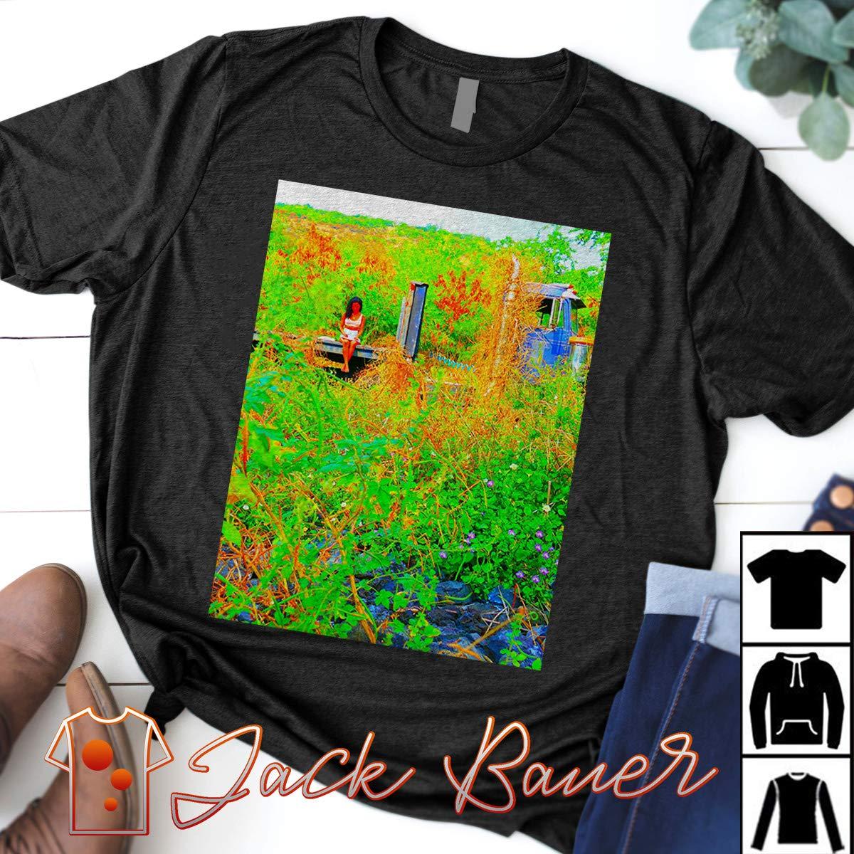 Jhene O Trip Digital Album Concert Tour Tshirt Long Tshirt