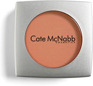 product image for Peach Coral | Pale Coral Mineral-Based Blush - Paraben-Free, Gluten-Free, Vegan, Cruelty-Free Formula by Cate McNabb Cosmetics, 0.11 oz.