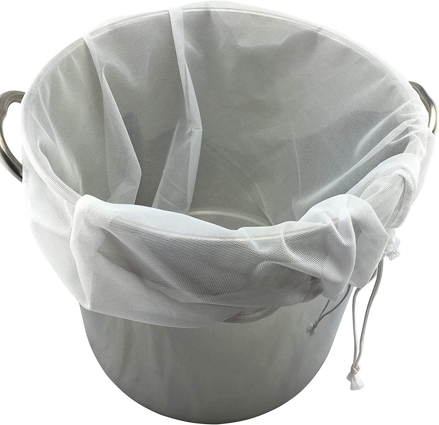 Brew Bags Reusable Fine Mesh 26