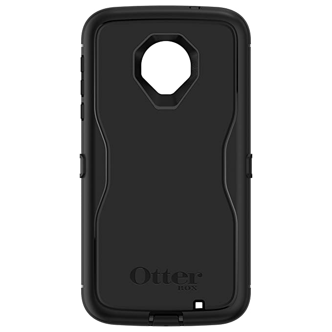 hot sale online 79803 5dc4f OtterBox Defender Series Case for Motorola Moto Z Force Droid Edition -  Frustration Free Packaging - Black