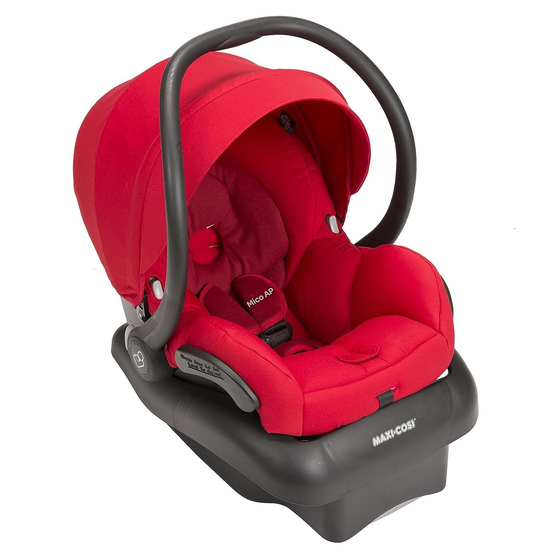 Maxi Cosi Mico Ap Infant Car Seat Red Rumor