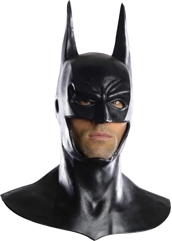 Batman Adult Costume Deluxe Cowl: Amazon.co.uk: Toys & Games