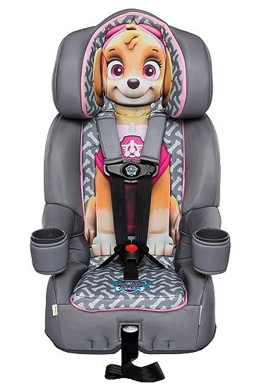KidsEmbrace 2 In 1 Harness Booster Car Seat Nickelodeon Paw Patrol Skye