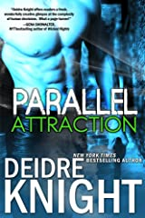 Parallel Attraction: Alien Alpha Shifter Time Travel PNR Romance: (Parallel Series Book 1) (The Parallel Series) Kindle Edition