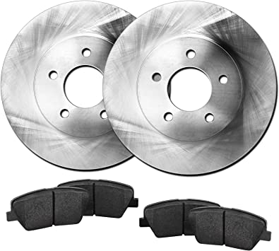 For 2010 Volvo XC60 Hart Brakes Front Rear Low Dust Ceramic Brake Pads
