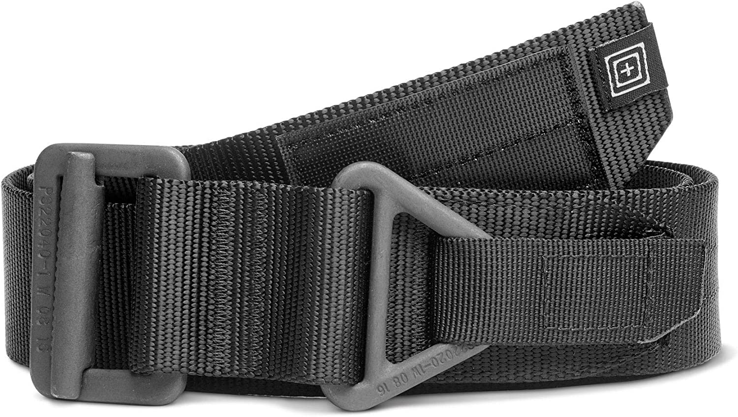 5.11 Tactical Men's 1.75-Inch Nylon Triangle D-Ring Alta Belt, Metal Buckle, Style 59538