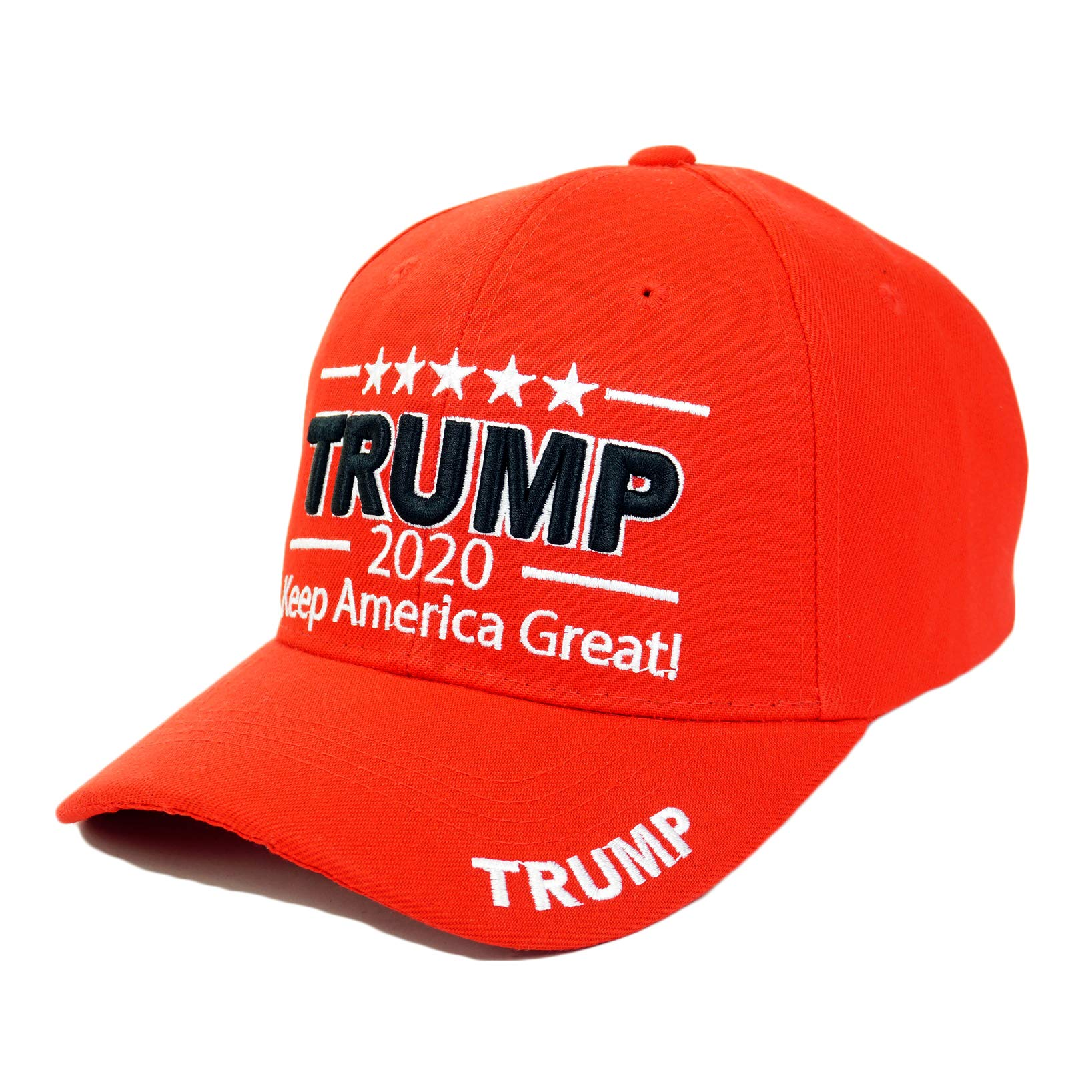 Bingoo Trump 2020 Keep America Great Embroidery Campaign Hat USA Baseball Cap
