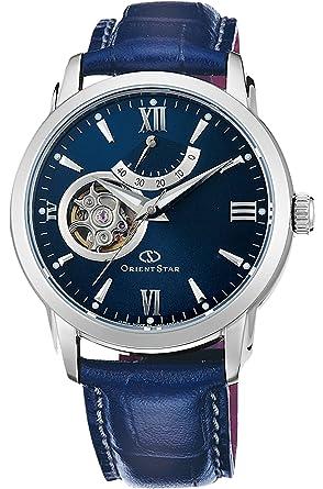 best authentic 15b83 6766c [オリエント時計] 腕時計 オリエントスター WZ0231DA ブルー