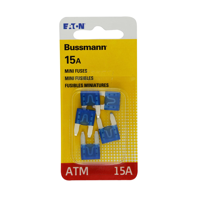 Bussmann Division BP/ATM-15-RP Atm-15 Auto Fuse
