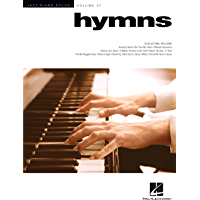 Hymns: Jazz Piano Solos Series Volume 47 book cover