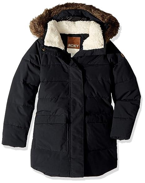 Amazon.com: Roxy Little Elsie - Chaqueta de nieve para niña ...