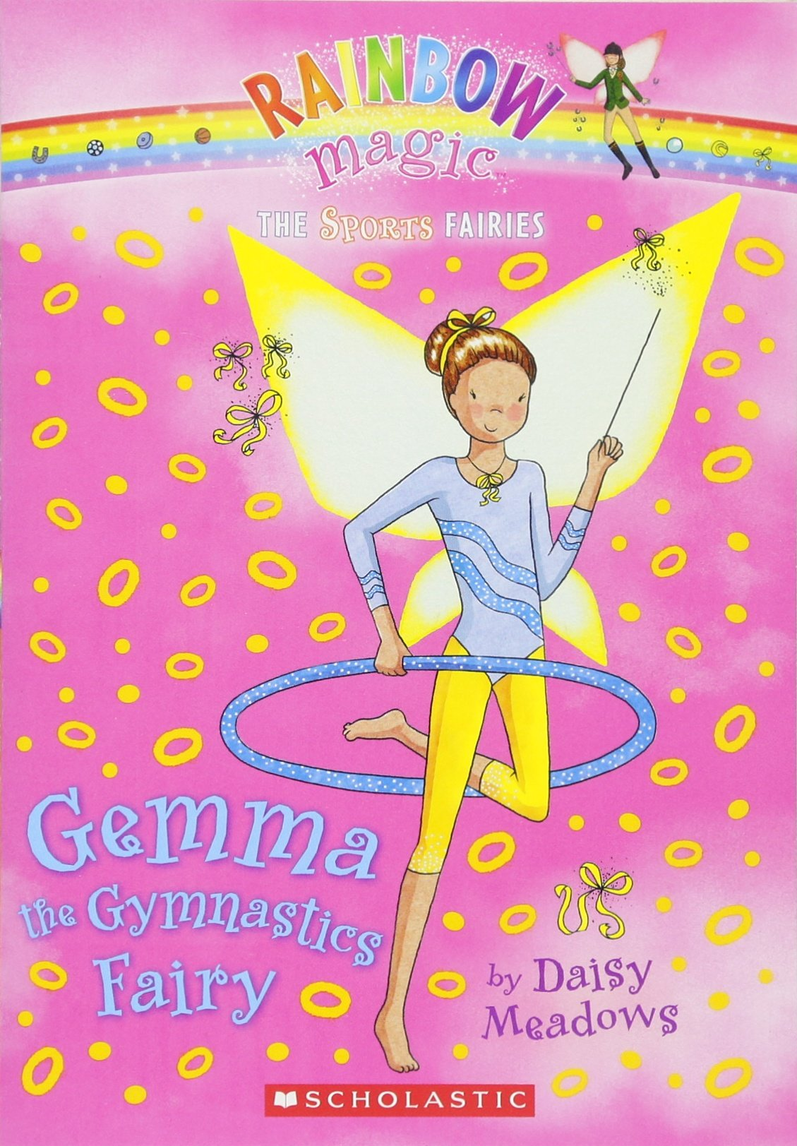 Gemma Gymnastics Fairy Rainbow Magic product image