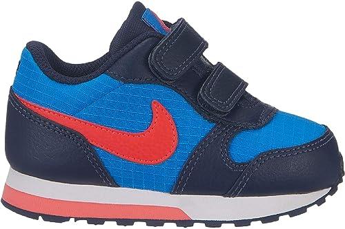 Nike MD Runner 2 (TDV), Zapatillas de Estar por casa Unisex bebé