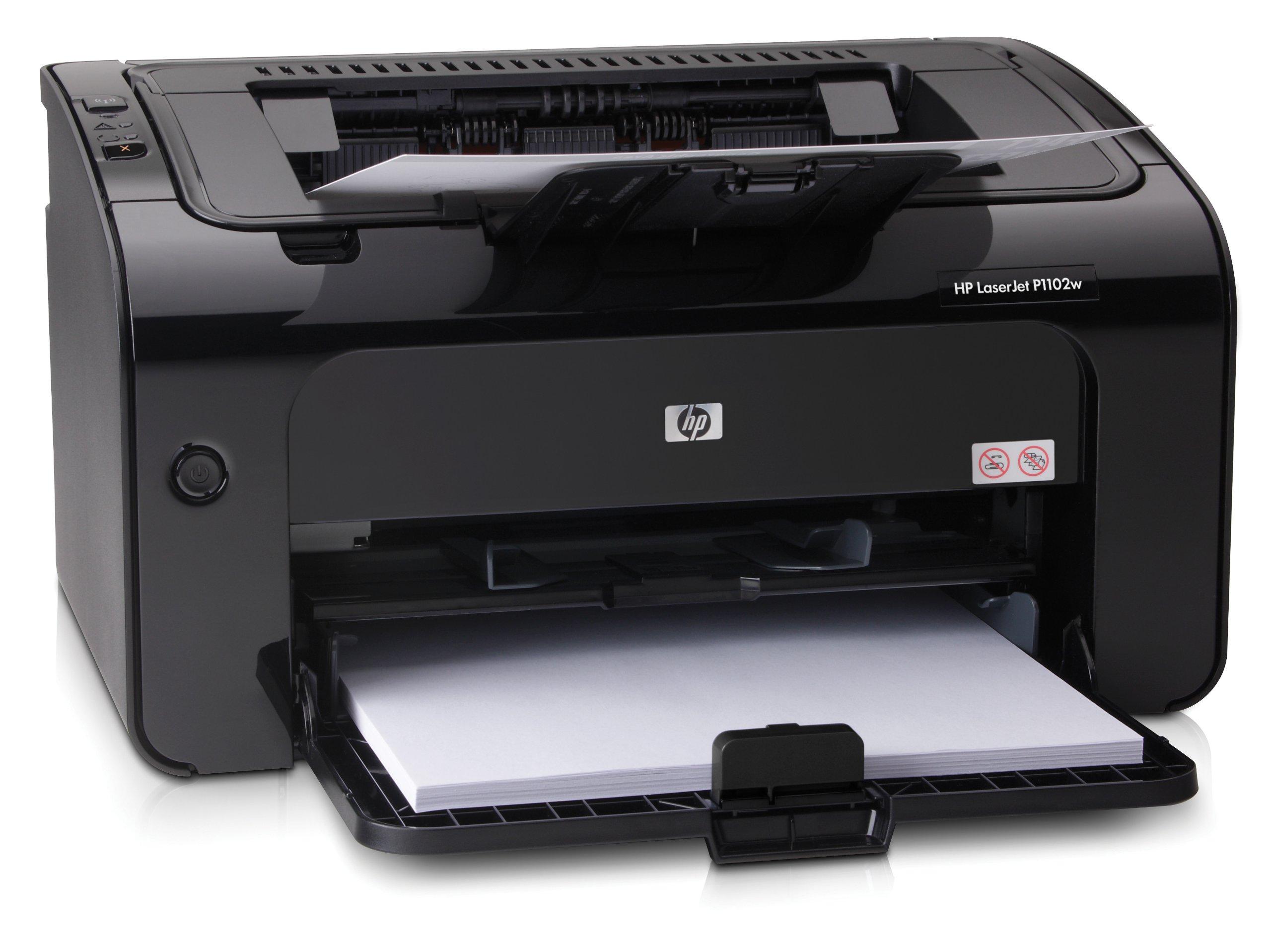 HP LaserJet Pro P1102w Wireless Laser Printer (CE658A) by HP (Image #3)