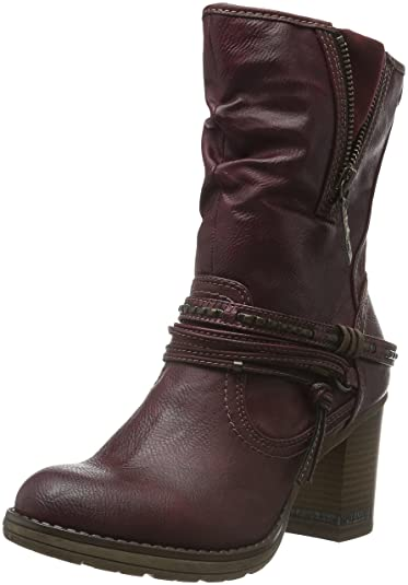 1233 Sacs Chaussures Et Femme Bottes 502 55 Mustang U4WdqAn